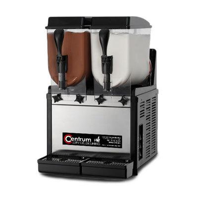 Slush-ice maskinemed 2 beholdere på 12 liter. 220V