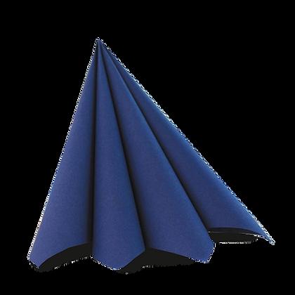 Dunilin servietter 45 stk. /40x40cm. Mø.Blå