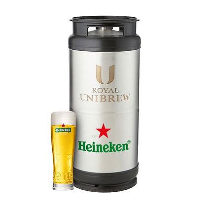 Heineken Pilsner 4,6% - 20 ltr. fustage