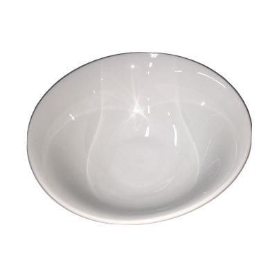 Hvide Kartoffelskåle lille 19 cm.