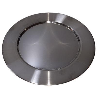 Dække tallerkener Blank 32 cm.