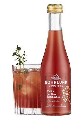 Nohrlund Øko - Den røde 20 cl. 8,5%