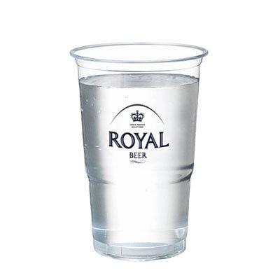Royal Plastglas 40 cl. 70 stk. (Engangs købekrus)
