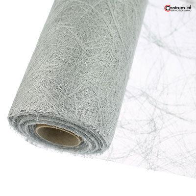 Sizoweb bordløb.0,3x25m. Silver