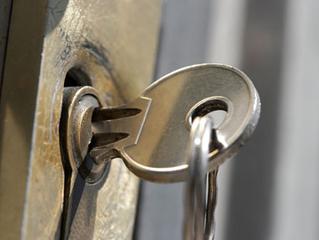Zabouchnuté klíče