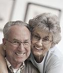 Plus MF couple avec des lunettes