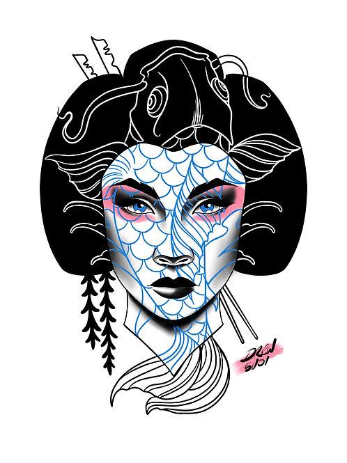 Geisha Babe
