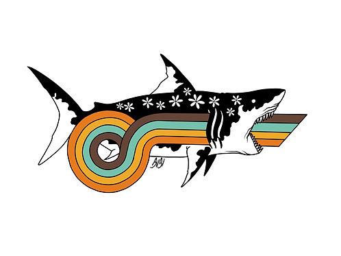 70's Shark