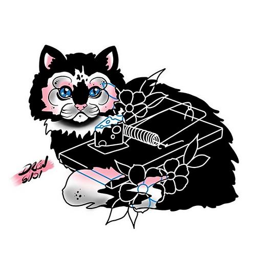 Trap Cat