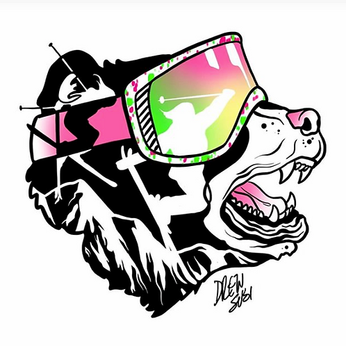 80's Bear