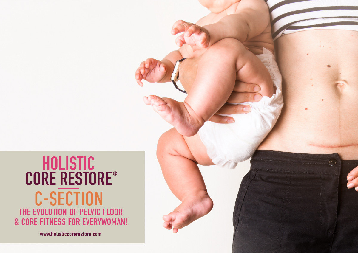 Holistic Core Restore®C-Section Recovery