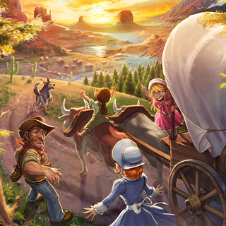 The Oregon Trail: Gold Rush