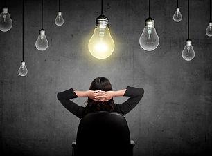 Business-person-having-bright-idea-48847