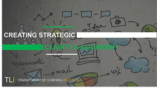 Creating Strategic Clarity and Alignment