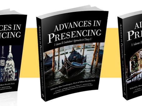 """Integrate """"Advances in Presencing"""" with your Course!"""
