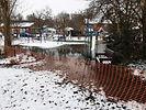 Flooding at Florence Carter Memorial Park