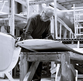 Artisans et artisans au travail à l'OQS