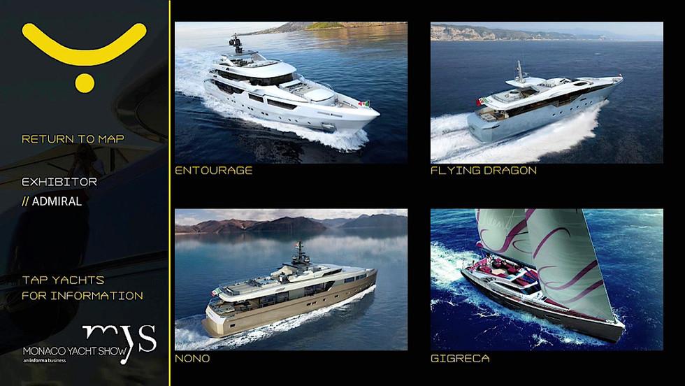 Monaco Yacht Show est partenaire de BOYD