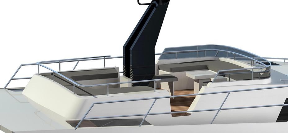 Upper Deck Lounge CMY161