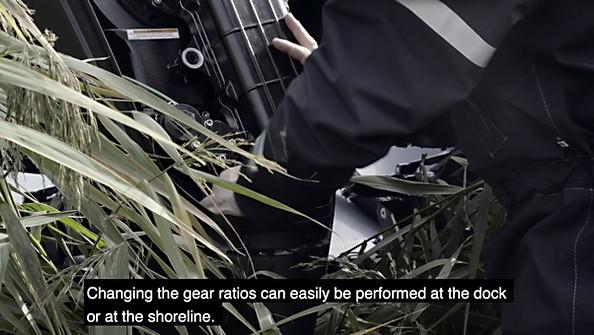 Revolutionary OXE Interchangeable Gearbox