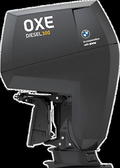 Hors-bord OXE Diesel 300 ch