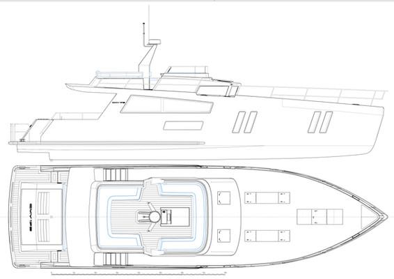 CMY173 Side profile plan