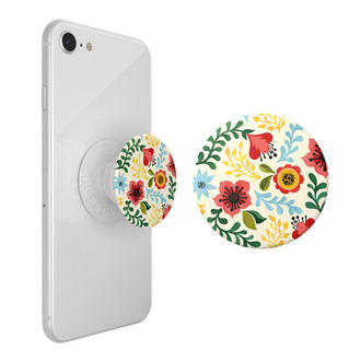 Original illustration for PopSockets Wallpaper Flowers PopGrip