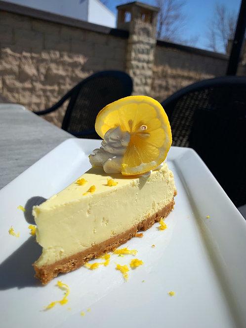 "8"" Lemon Cheesecake"