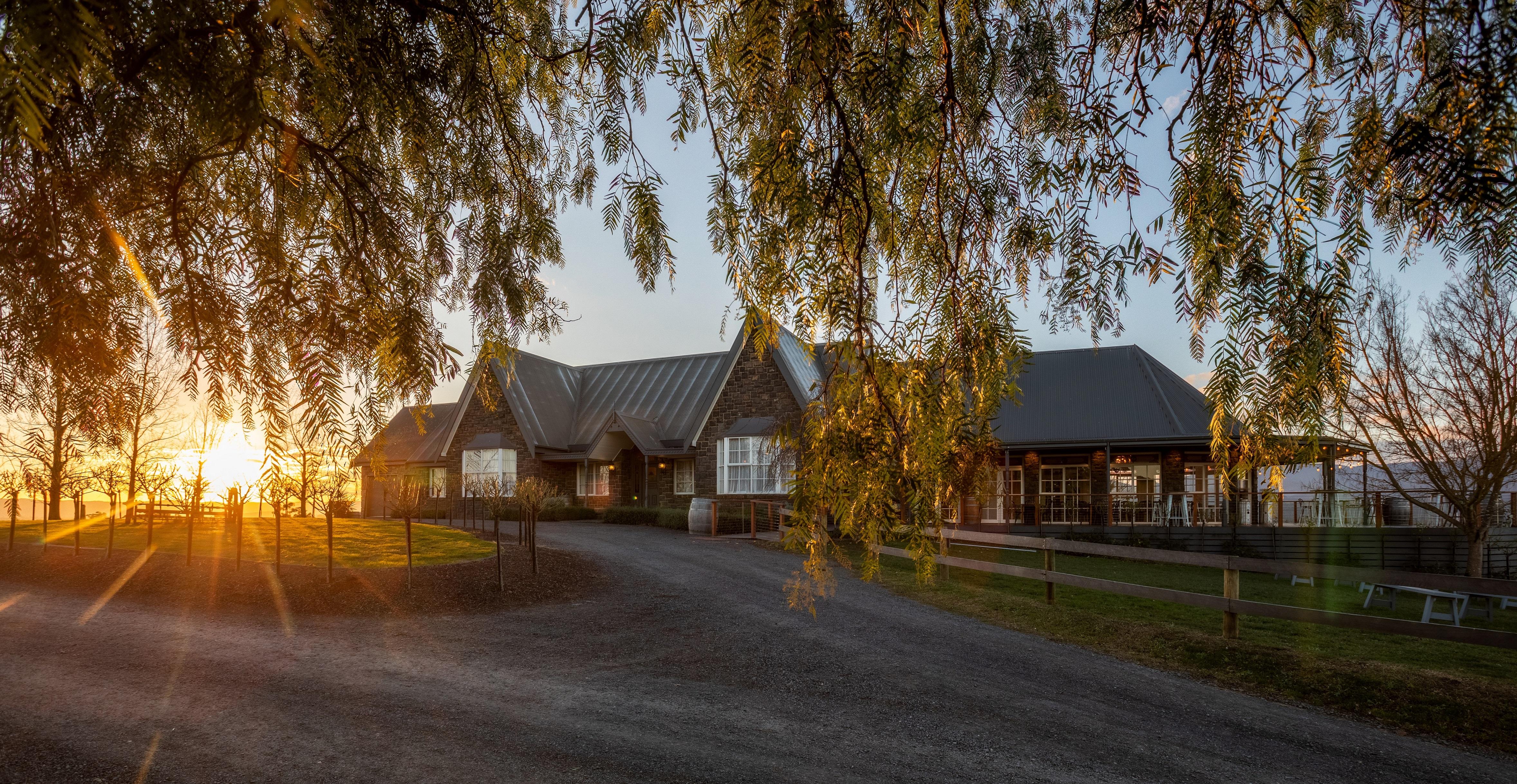 Riverstone Estate Sunset