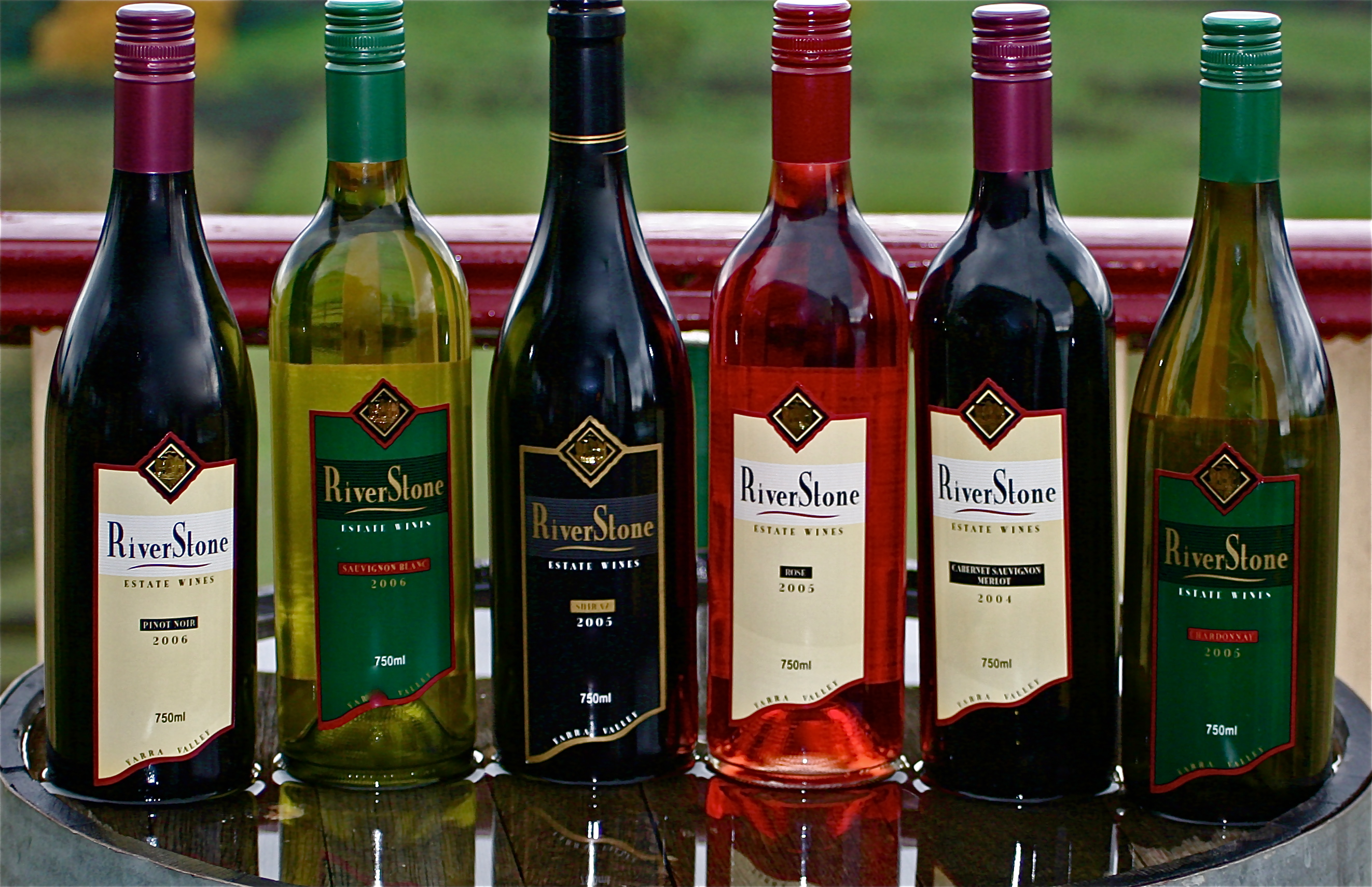 Riverstone wines Brochure