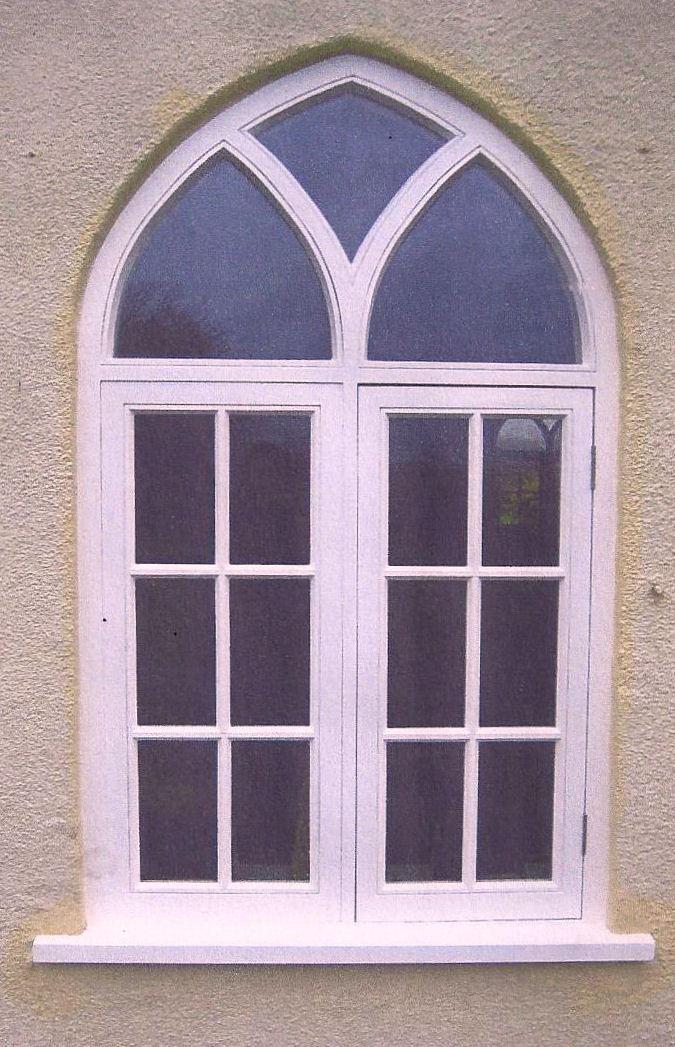 Custom designed window