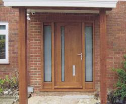 Contemporary design in Oak