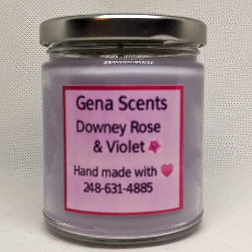 Downey Rose & Violet