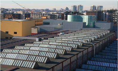 Panoramica del QTS Milano