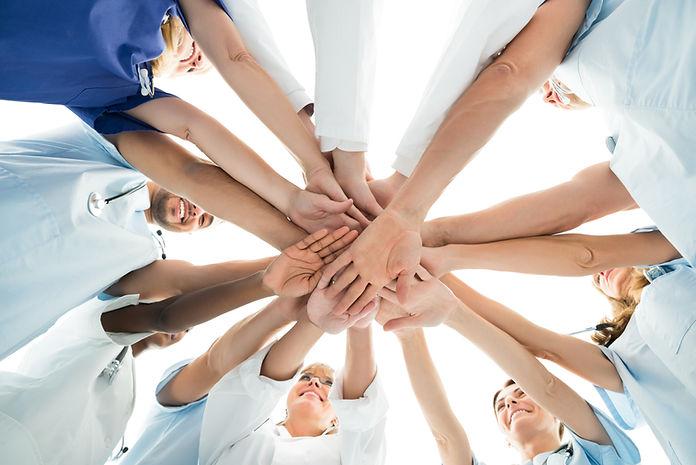 Team Medico Centro Medens, una squadra al top