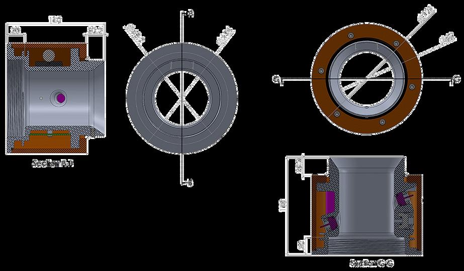 HYDRANT-ASSY-sensori per il monitoraggio di reti di idranti ordinarie