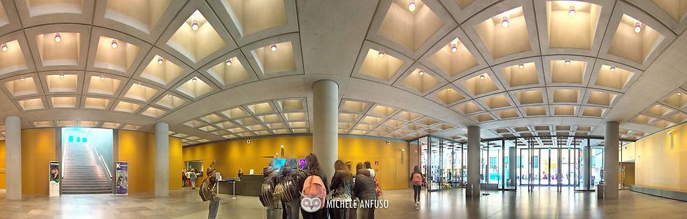 Ex CGE-Ansaldo – MUDEC interno atrio - FotoRotocamera M. Anfuso