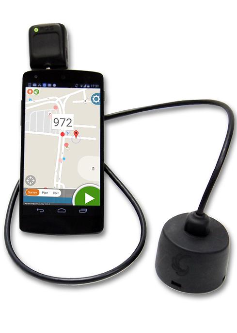 iQuarius™ L'innovativa soluzione mobile di rilevamento delle perdite a costi contenuti.