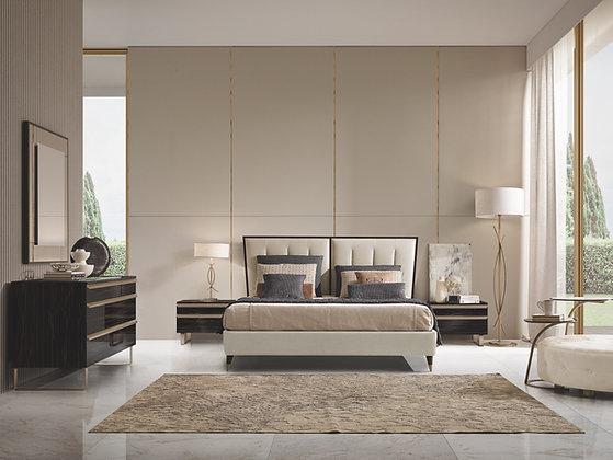 Letto a Trapezio by Richmond Design