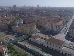 Lungo i binari della futura rigenerazione urbana degli scali ferroviari di Porta Genova e San Cristo