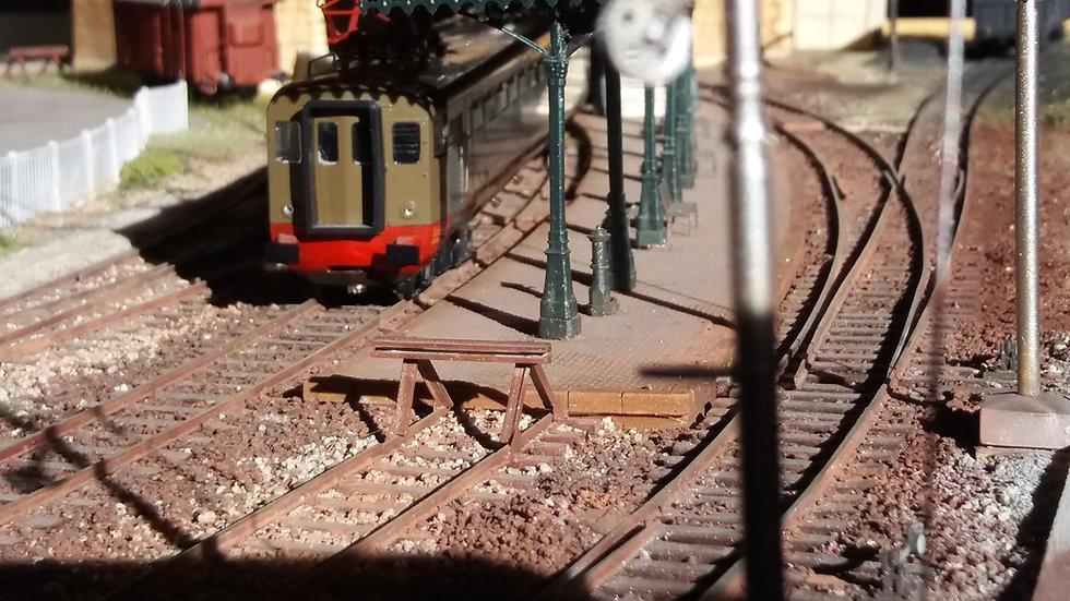 Sistema Armamento Ferroviario