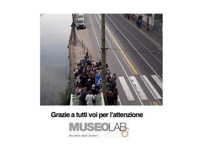 2019 .  Sul ponte di ferro Richard Ginori