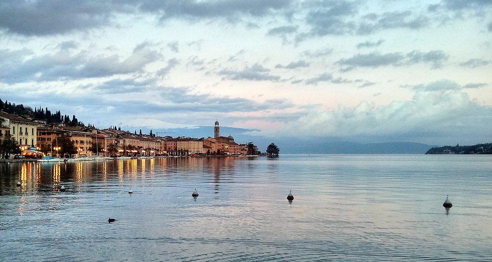 Salò sul lago di Garda, image courtesy of Josef Grunig on FLickr
