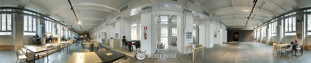 Ex CGE-Ansaldo – BASE interno - FotoRotocamera M. Anfuso