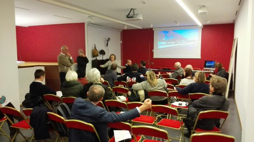 2018 Focus group fondazione Ferre scalo porta Genova