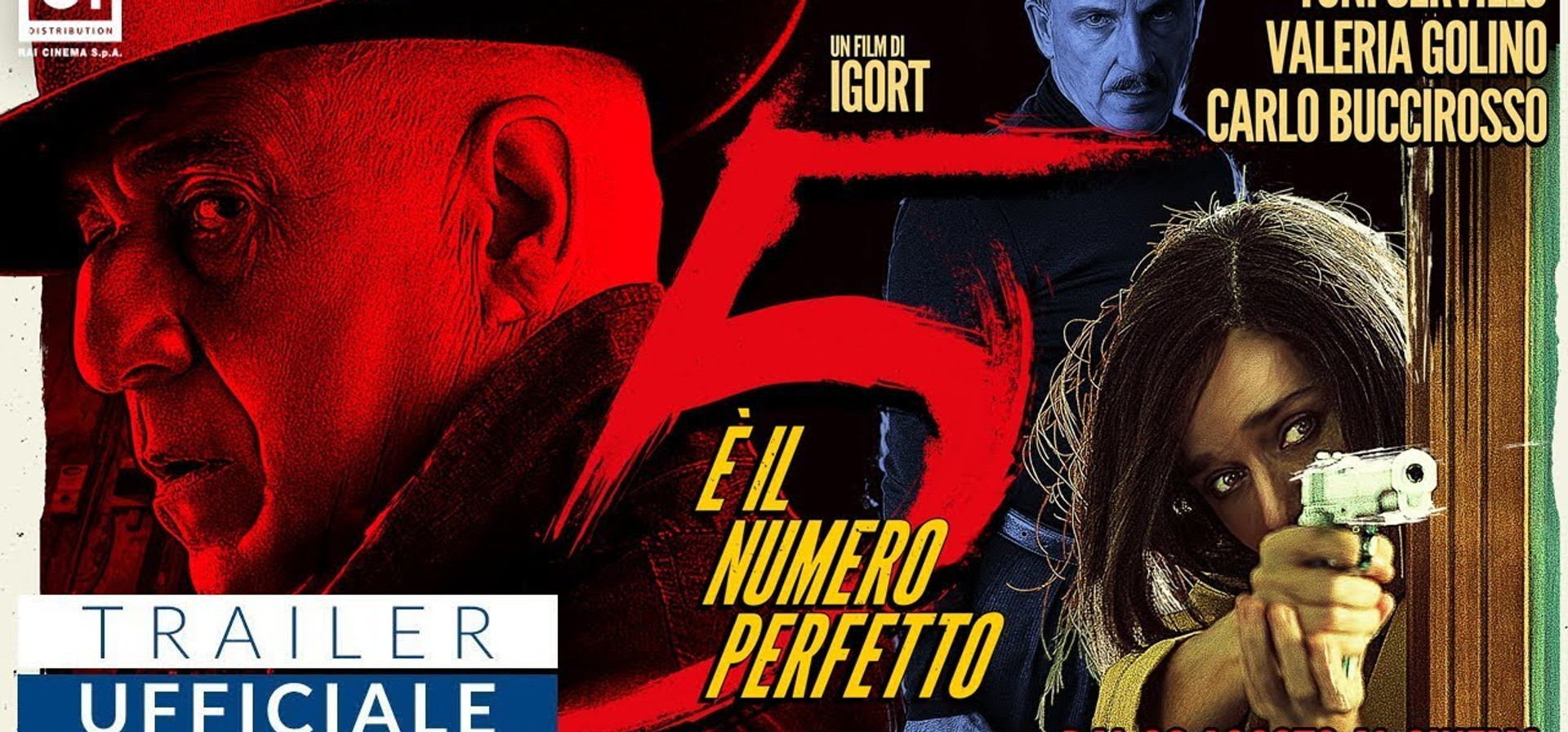 5 è il numero perfetto un film di Igort