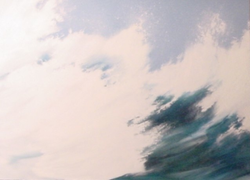 Across the sea I