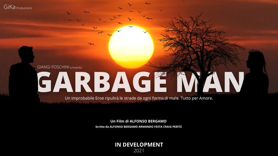 Garbage Man un film di Alfonso Bergamo