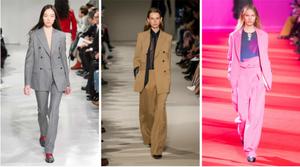 L'abbigliamento e gli accessori che ci accompagneranno anche nella nuova stagione: #1- Tailleur Pantalone