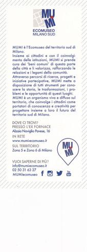 Progetto MuMi Ecomuseo Milano Sud